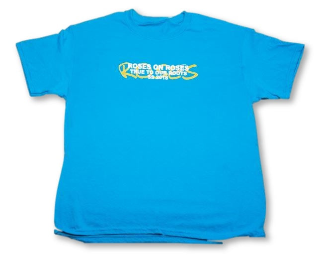 For Youth By Youth Electric Blue T-Shirt
