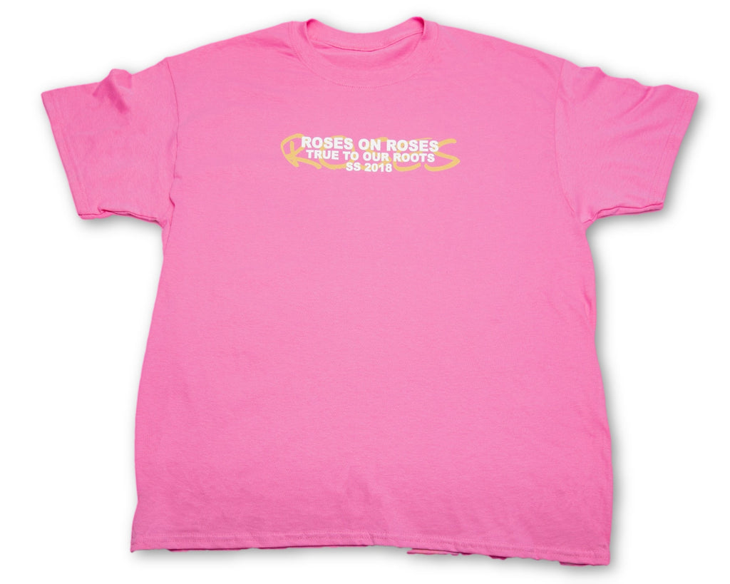 For Youth By Youth Pink T-Shirt