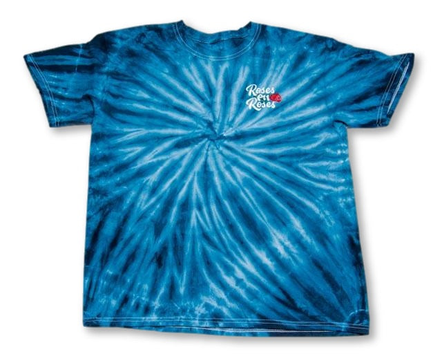 Royal Tie Dye Worldwide T-Shirt