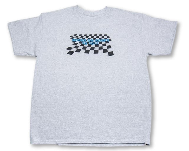 Heather Gray Race T-Shirt
