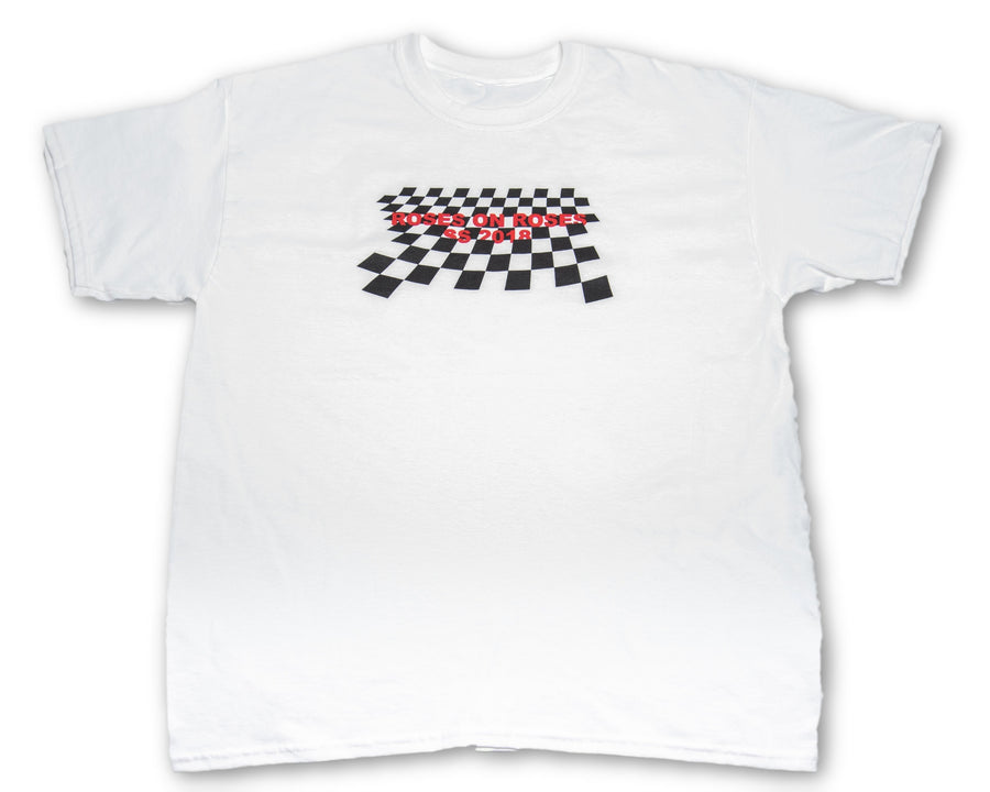 White Race T-Shirt