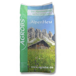 Alpenheu (Bagged Grass) - Cheval Naturel France