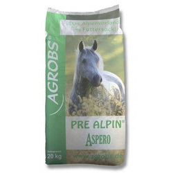 Aspero Chaff - Cheval Naturel France