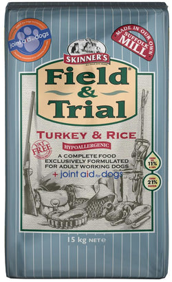Turkey & Rice (Joint Plus)