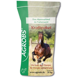 Kraftpaket 20kg - Cheval Naturel France