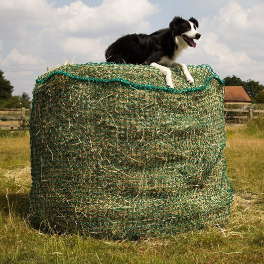 Trickle Net - Large (Round Bale) - Cheval Naturel France