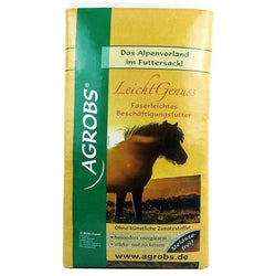 Leichtgenuss (Low Calorie Chaff) 15kg - Cheval Naturel France