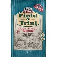 Duck & Rice 15kg - Cheval Naturel France