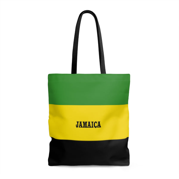 Jamaica Colors Tote Bag