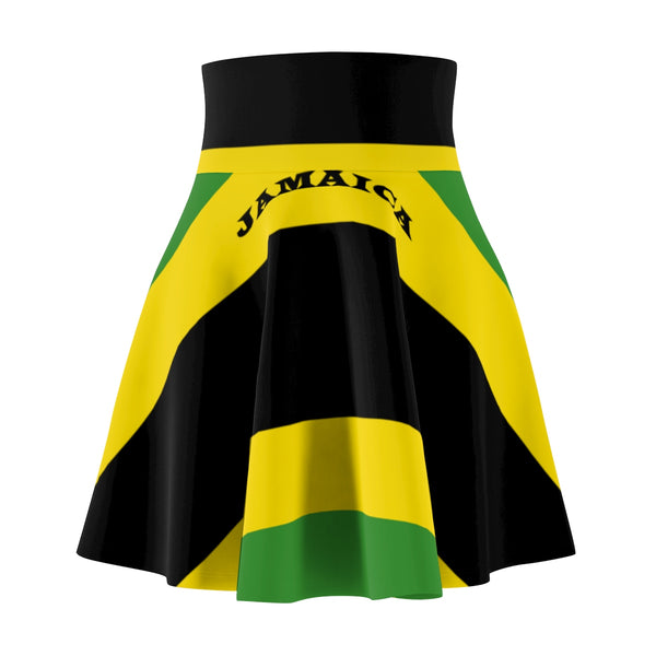 Jamaica Women's Skater Skirt