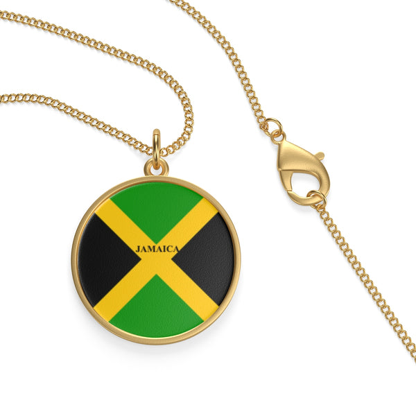 Jamaica Single Loop Necklace