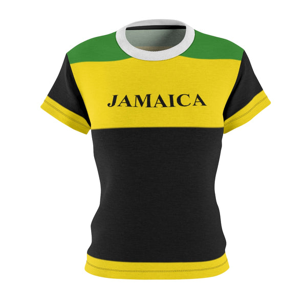 Jamaica Colors Women's T-Shirt