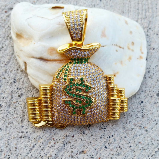 Money Goals Pendant