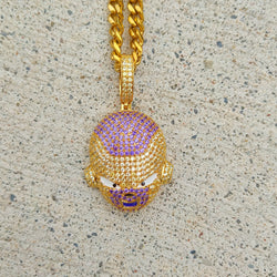 18K Gold Diamond Dragon Ball Characters