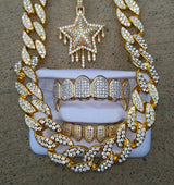 Diamond Vamp Grillz