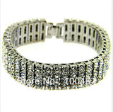 4 Row Diamond Bracelet