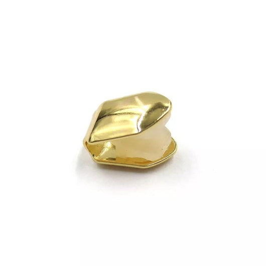 18K Gold Plated Canine Tooth Grill