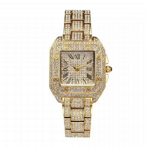 Diamond Numerals Watch