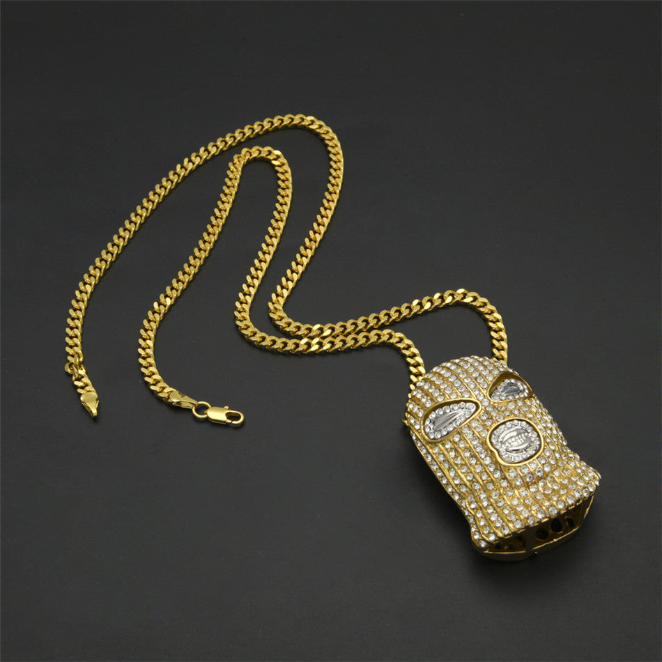 Cuban Link Chain For Sale >> Diamond Ski Mask – Golden Boyz Jewelry