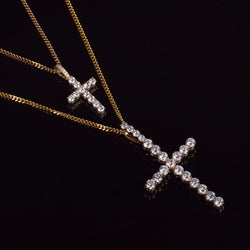 Diamond Cross Set