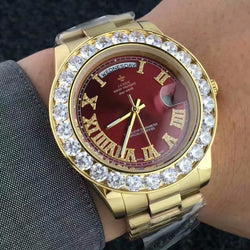 Diamond King Watch