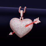 Diamond Heart N Arrow