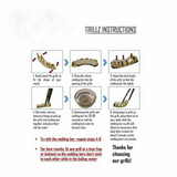 How To Install Grillz Instructions