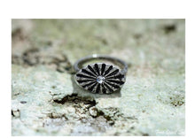 Boho-Chic Antique Silver Oval Rhinestone Ring - Gold or Silver - Free Spirit Shop