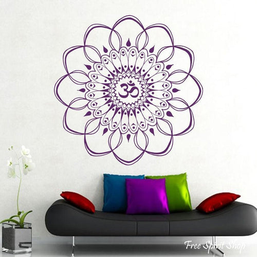 zen and bohemian wall arts - free spirit shop