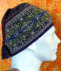 Celtic Braid Hat