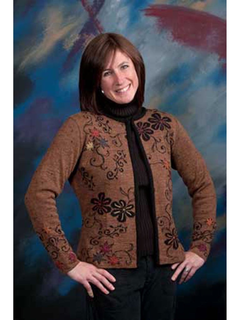 Eclipse Reversible Ladies Cardigan