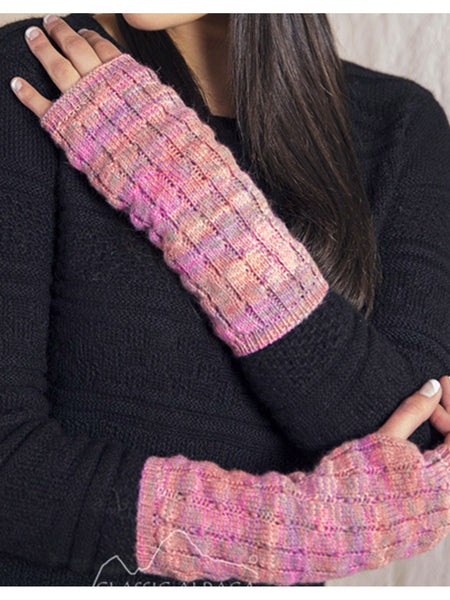 Fatima Fingerless Gloves