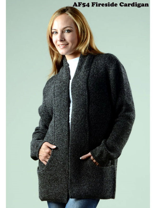 Fireside Ladies Cardigan