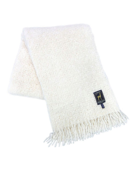 Woven & Brushed Throw