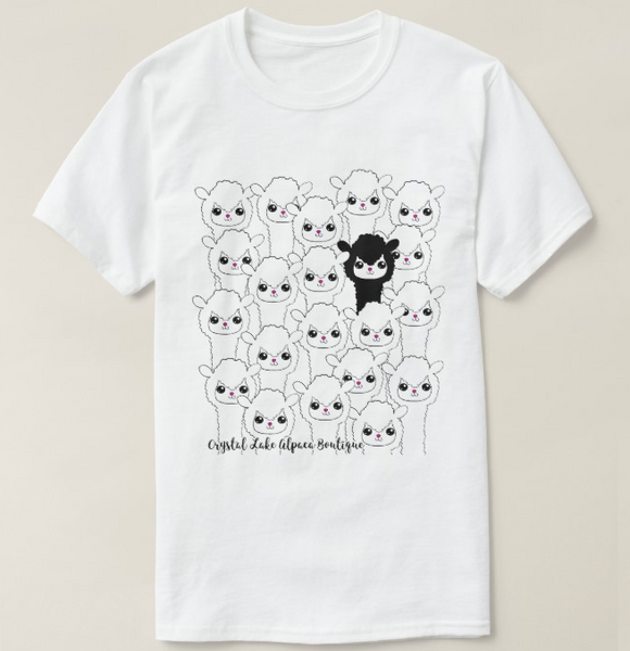 Pack of 'Pacas T-Shirt