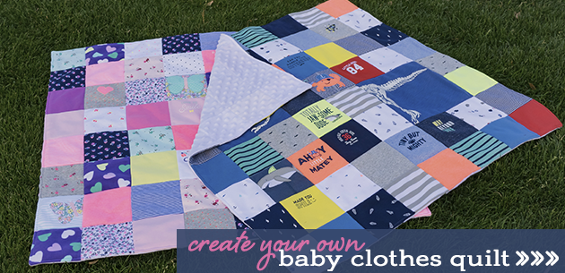 Diy baby clothes quilt kit baby clothes memory quilt pattern diy baby clothes quilt kit baby clothes memory quilt pattern listalu solutioingenieria
