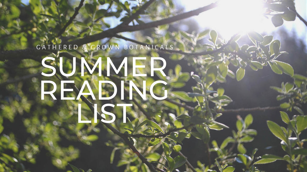 G&G 2020 Summer Reading List
