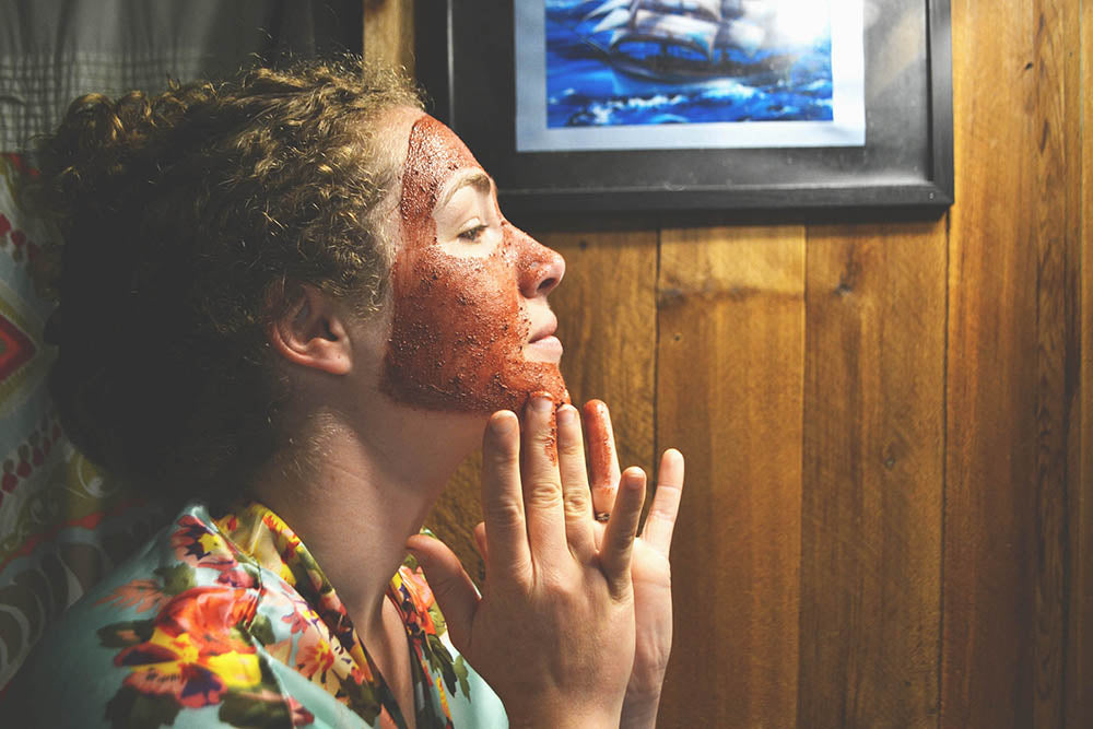 How-to: Create Your Self Care Ritual with Herbal Face Masks!
