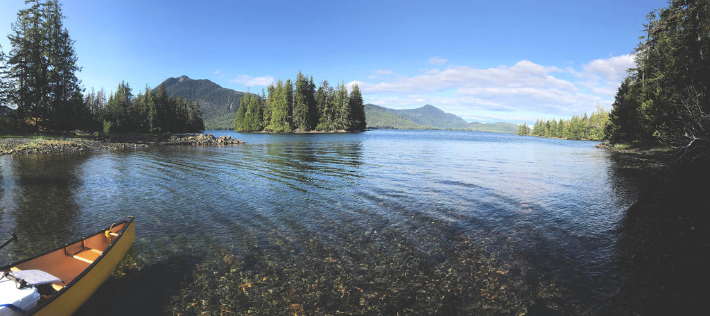 The Power of Feeling Small: Paddling the Western Coast of Prince of Wales Island
