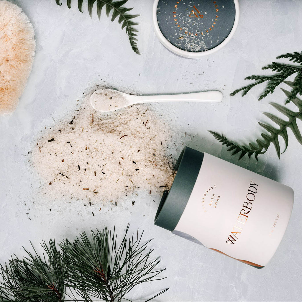How to recharge your body and mind with a simple, luxurious bath soak