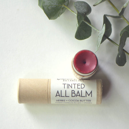 Tinted All Balm - Tinted moisture for lips & cheeks