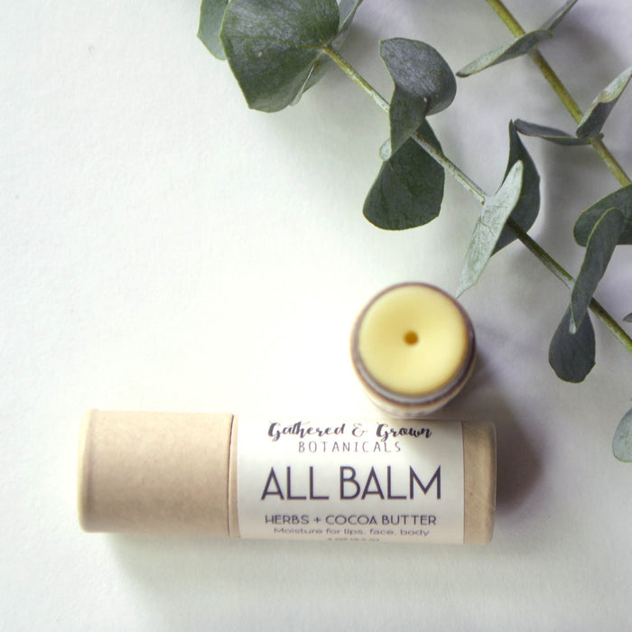 All Balm - Moisturizing stick for lips, face, hands, & body