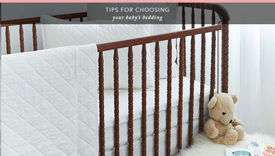 Tips for Choosing Your Baby's Bedding