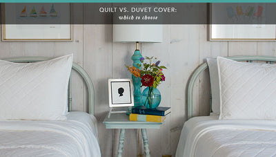 Quilt vs. Duvet: Which To Choose