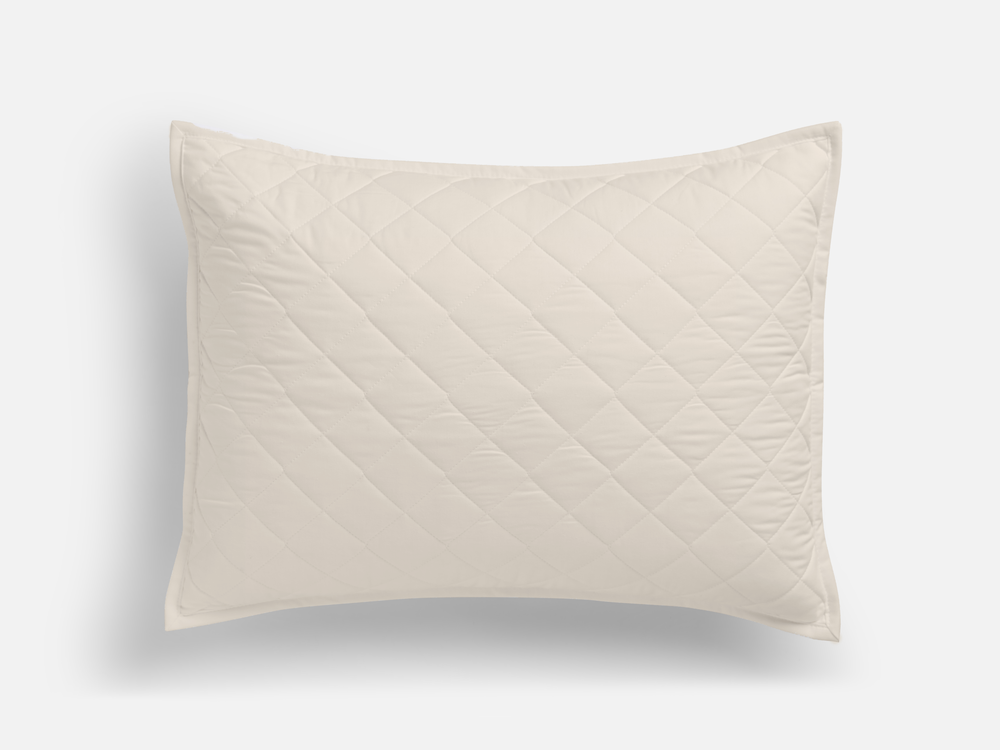 Bankhead Basic Classic Quilted Standard Sham