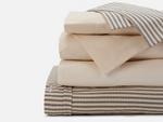Ticking Stripe Bedding Bundle