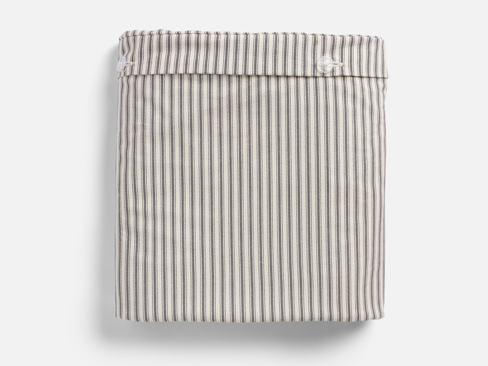 Ticking Stripe Duvet Cover