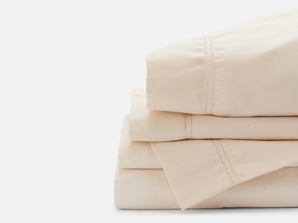 Hemstitched Sheet Sets