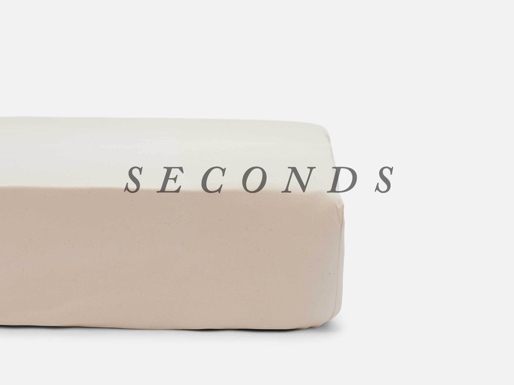 SECONDS — Single Fitted Sheets