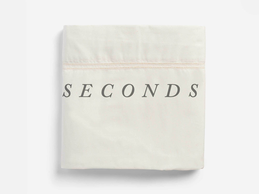 SECONDS — Red Land Classic Single Flat Sheets